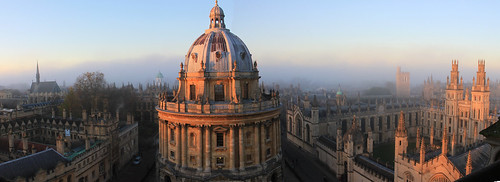 Radcliffe Camera and All Souls College | by tejvanphotos