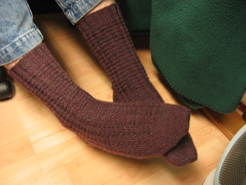 Harris Tweed Pair | by Put a Sock in it