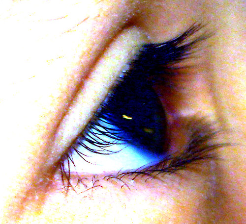 My First Eye Shot | by eliselovesprada-sort of;-)