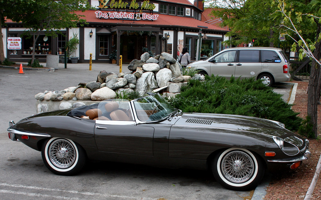 Image result for convertible jaguar etype
