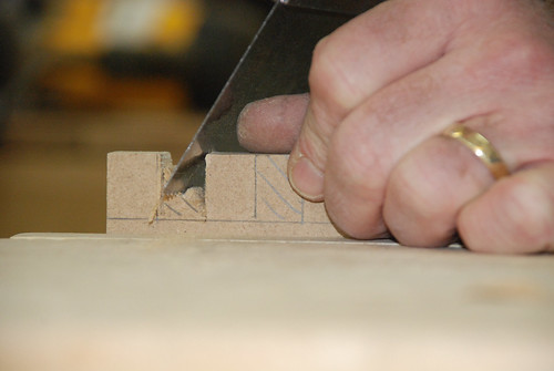 Common woodworking frame and box joints | by Jordanhill School D&T Dept