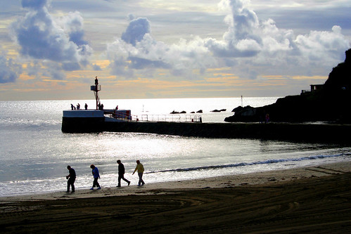 Beachcombers at Looe | by Jay Tilston