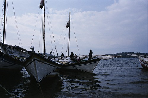 Boats on Lake Victoria | by World Bank Photo Collection