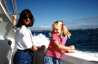 Felicity and Chloe, Fremantle, 1992 | by PhillipC