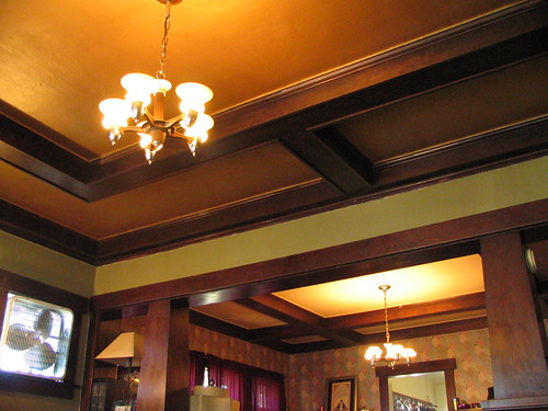 Ceiling Beams And Light Fixtures Litlnemo Flickr