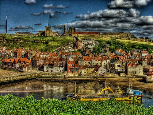 2007-08-07 Whitby HDR | by sayzey