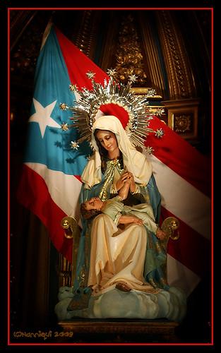 virgen de la providencia santa patrona de puerto rico