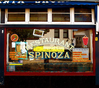 TURKISH RESTAURANT SPINOZA | by Akbar Simonse