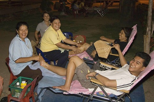 porr gamla massage bangkok