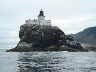 Tillamook Rock Lighthouse From The Southeast | by Eric Person