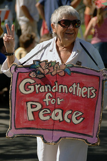 Another Grandmother for Peace | by TechnoMonk