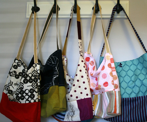 simple tote bags | by suzy @ floating world