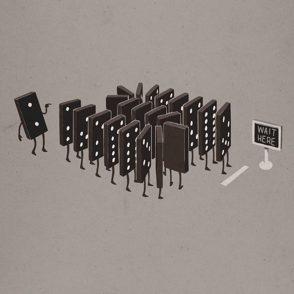 domino effect up for voting now at shirt woot com aled domino effect by aledlewis domino effect by aledlewis