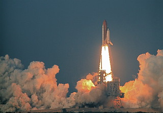 Endeavour Space Shuttle Blastoff | by jurvetson