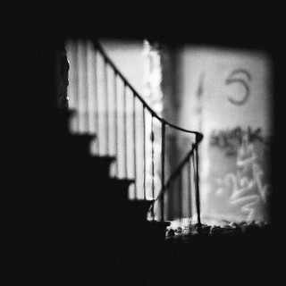 the bad staircase | by zébulon rouge