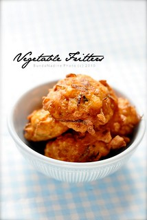 Vegetable fritters | by bunda nadine
