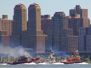 Tugboat Race | by NJ Photographer
