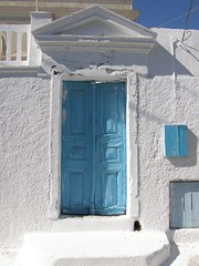 Blue Door at Emporio | by Klearchos Kapoutsis