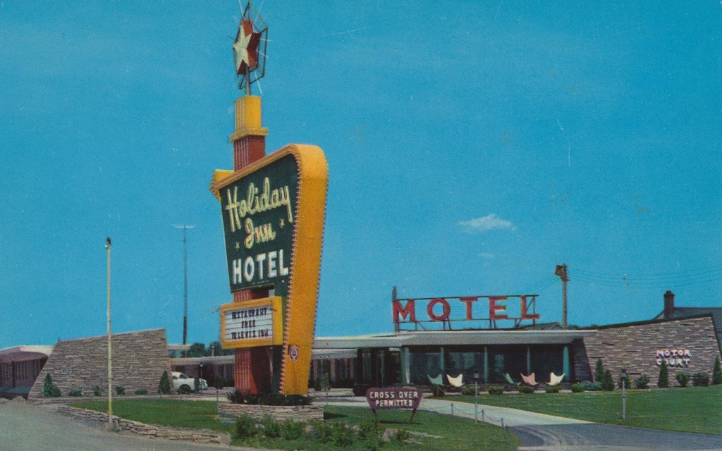 Holiday Inn Hotel - North Lima, Ohio