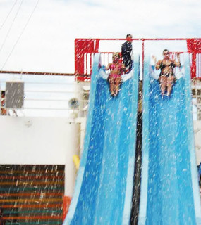 Photo Fun Waterworks | by Carnival Cruise Lines