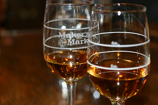 Maker's Mark (left) and Maker's 46 (right) | by ReeseCLloyd