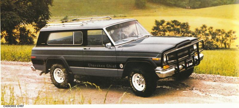 1980 jeep cherokee chief