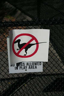 No raptors allowed! | by spi516