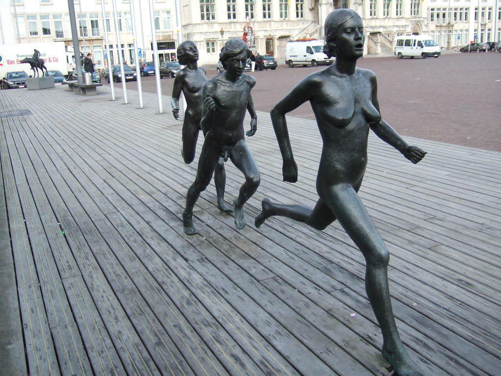 Runners nude