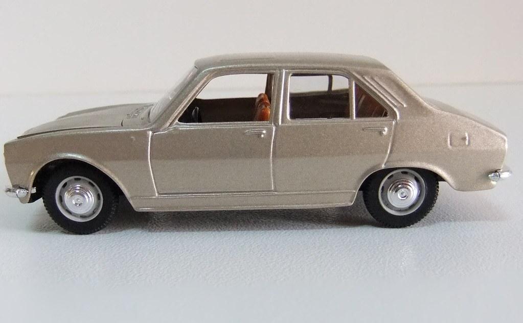 Peugeot 504 1971 Norev Nº 131 Peugeot 504 1971 Co Flickr