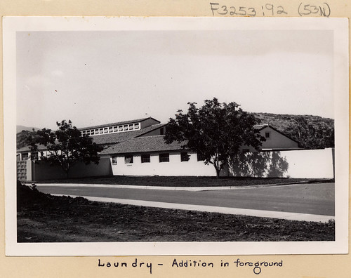 Laundry - Plant Operations Office: built in 1936 | by California State University Channel Islands