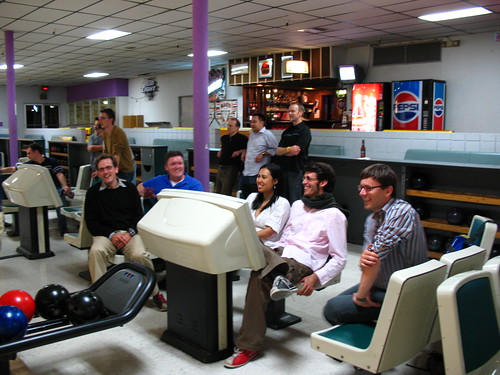 Team @ 4th St Bowl | by pkingDesign