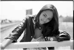 Amber Stevens | by Dave Hill Photo