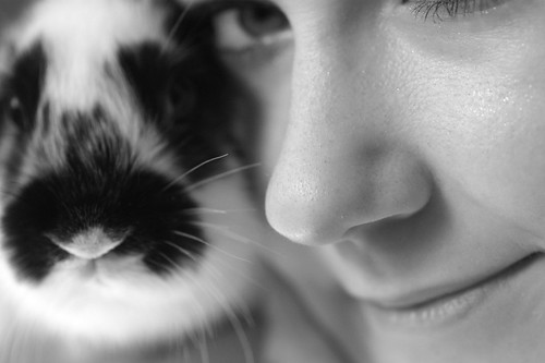Figaro and I | by Ann Kristin Brandt Photography