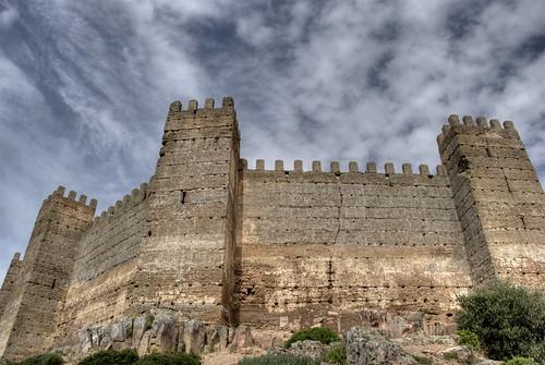 Murallas y almenas ba os de la encina ja n spain flickr - Banos de la encina espana ...