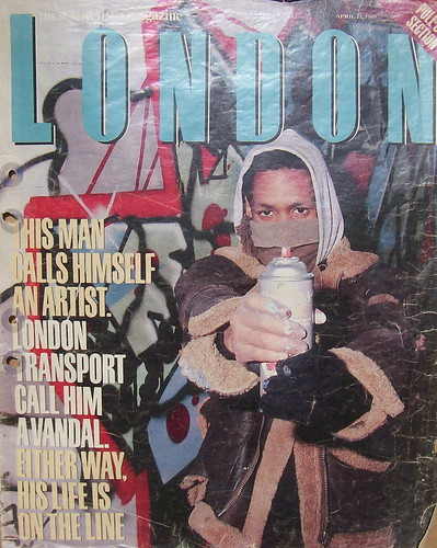 London Magazine cover | by The steady ROCKIN' Soul Safar-I..