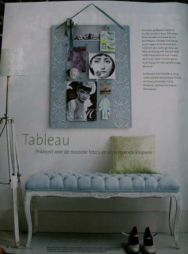 Inspiration uit het magazine 39 ariadne at home 39 julie for Magazine ariadne at home