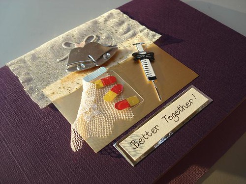 Custommade Wedding Card For Two Doctors Card Paper Line Flickr