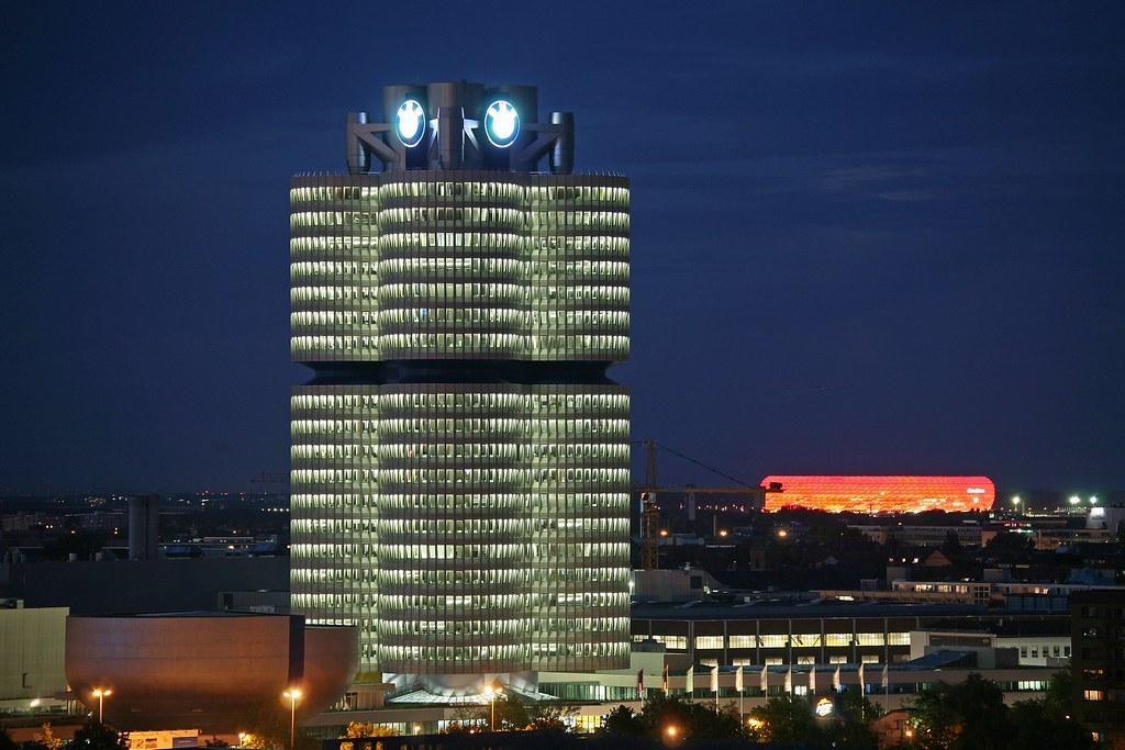BMW  ბაიერნთან თანამშრომლობით დაინტერესდა