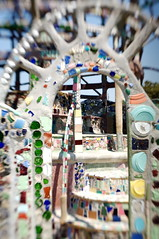 Watts Towers inside | by NW