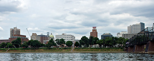 Downtown Harrisburg | by Mountain Visions