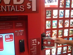 Red Box DVD Rental machine for $1 - 2 | by inju