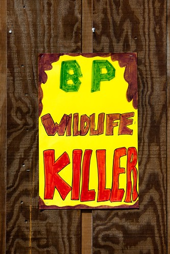 BP Wildlife Killer | by Kris Krug