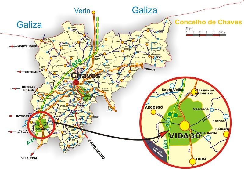 mapa vidago vidago mapa | para blog Chaves em chaves.blogs.sapo.pt | Fernando  mapa vidago
