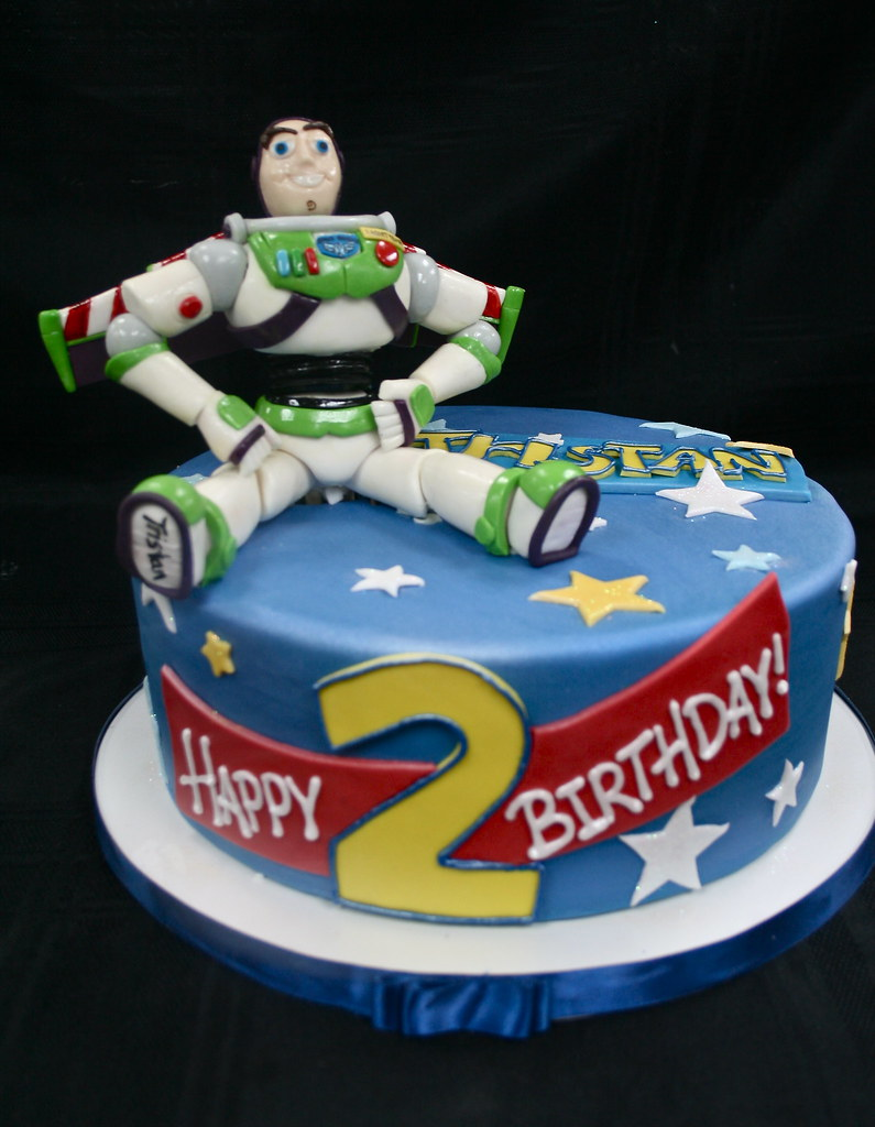 Buzz Lightyear Birthday Cake Gimme Some Sugar Vegas Flickr