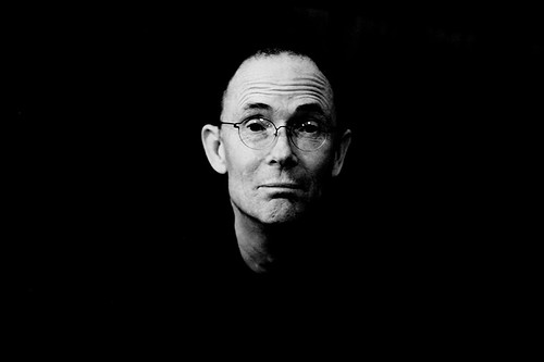 William Gibson, father of 'cyberpunk' | by Frédéric Poirot