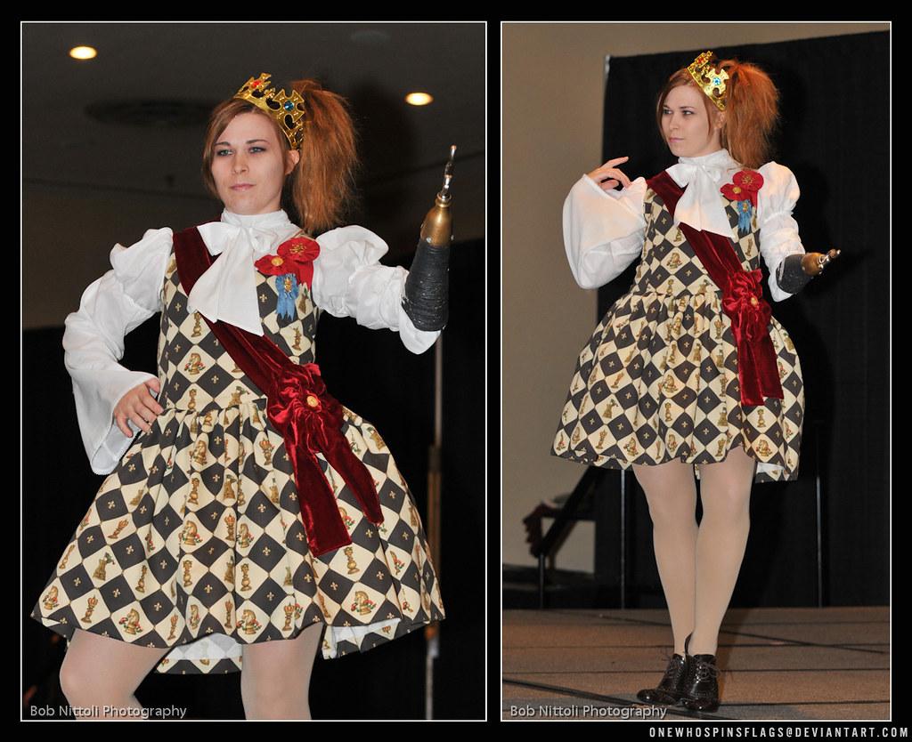 ... I Do Declare Fashion   by morluna  sc 1 st  Flickr & I Do Declare Fashion   NYCC 2010 Modeling for I Do Declare Fu2026   Flickr
