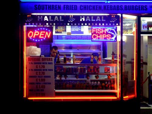Fast Food Natiom Hcldr