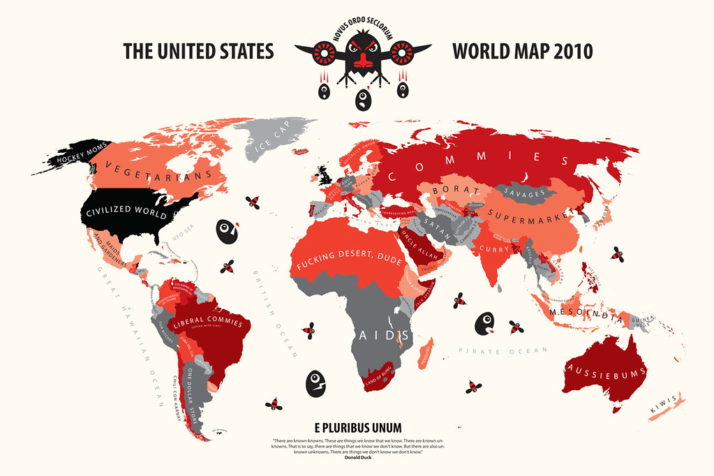World according to the united states of america special f flickr world according to the united states of america special fearmonger edition by alphadesigner publicscrutiny Gallery