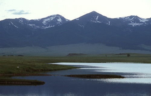 DeWeese Reservoir, Sangre de Christo Mountains, Colorado | by Photographs By Wade