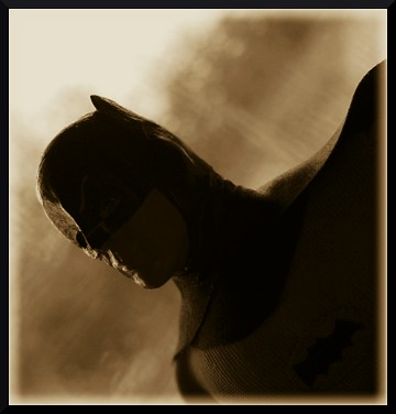The Legend of the Batman | by Inanimate Life Photography